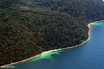 Coastline near Kota Kinabalu, Sabah, Malaysia (Nov 2012). Photo by Rhett A. Butler