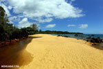 Beach on Madagascar's Masoala Peninsula (Oct 2012). Photo by Rhett A. Butler