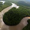 Lower Kinabatangan River  in Malaysia