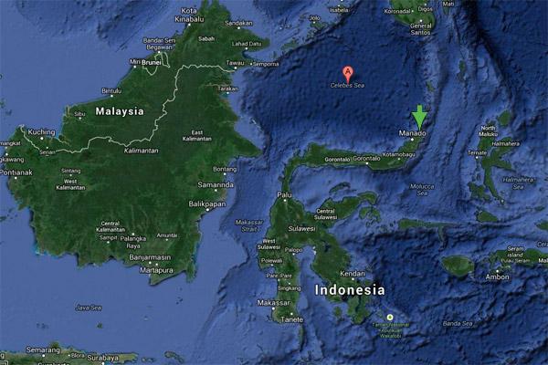 Bangka Island in North Sulawesi.