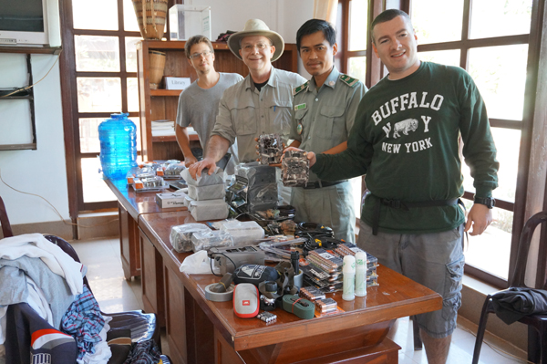 Camera-trap Ecotourism: the next big thing in conservation?