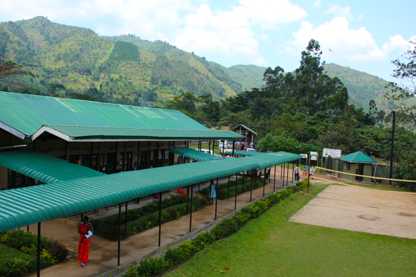 Bwindi Community Hospital, in the village of Buhoma just outside Bwindi Impenetrable National Park, serves more than 100,000 villagers in the surrounding area. Founder Scott Kellermann says the hospital's outreach efforts address the region's poverty, health, and conservation ailments in a holistic way.