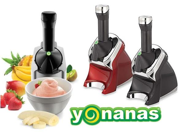 Serve ice cream but it s made only from fruits
