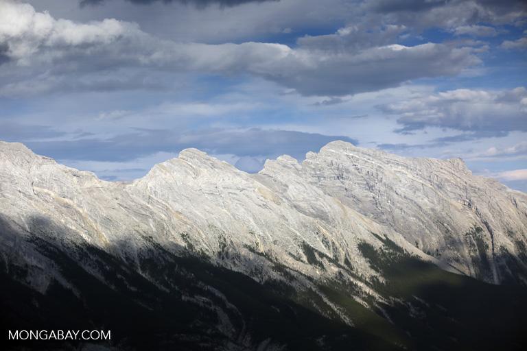 Ridge in Banff