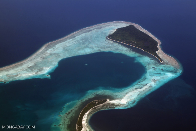 Islands Off New Guinea
