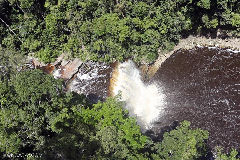 Maliau Falls -- sabah_aerial_1319
