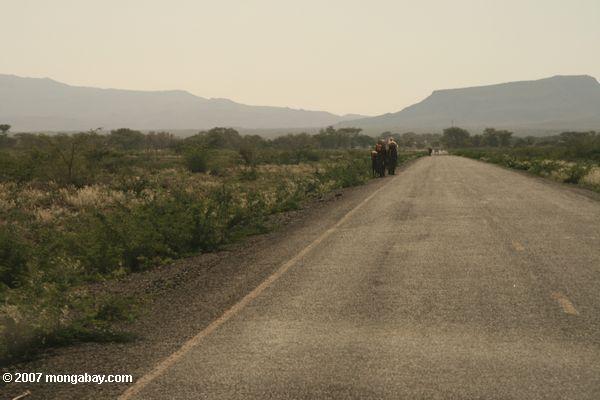 Road to Kakuma