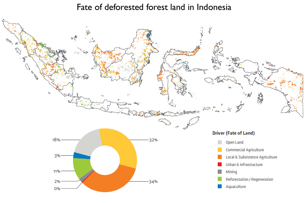 causes of deforestation urban and construction purposes