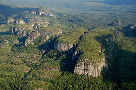 Colombia to double the size of massive Amazon reserve to ...