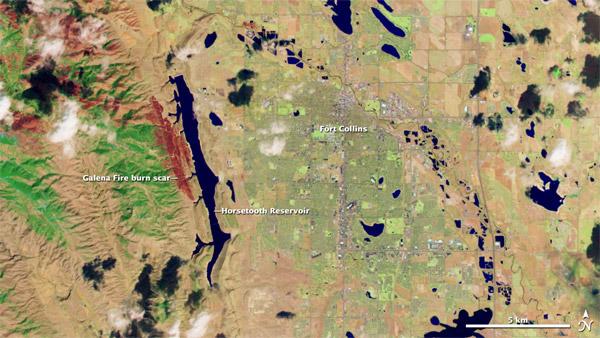 Достапни најновите снимки од сателитот Landsat 8