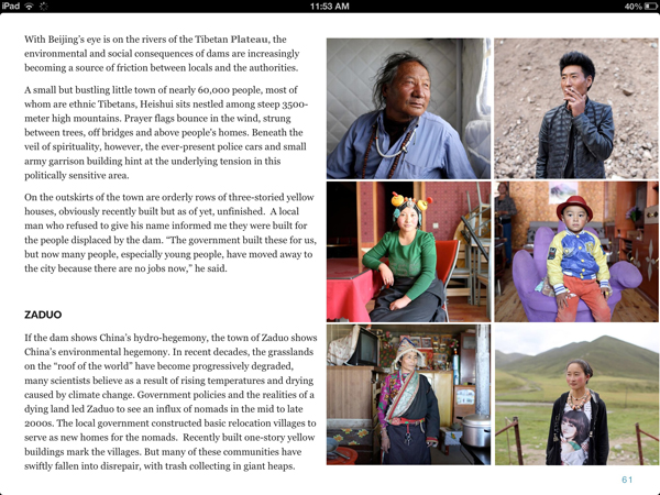 Change on the roof of the world: new book explores climate change and the Tibetan Plateau
