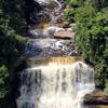 Maliau Falls  in Malaysian Borneo