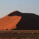 Sand dune in Sossusvlei