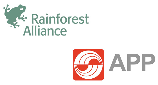 Rainforest Alliance and APP