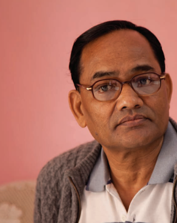Ramesh Agrawal. Photo by: Goldman Environmental Prize.