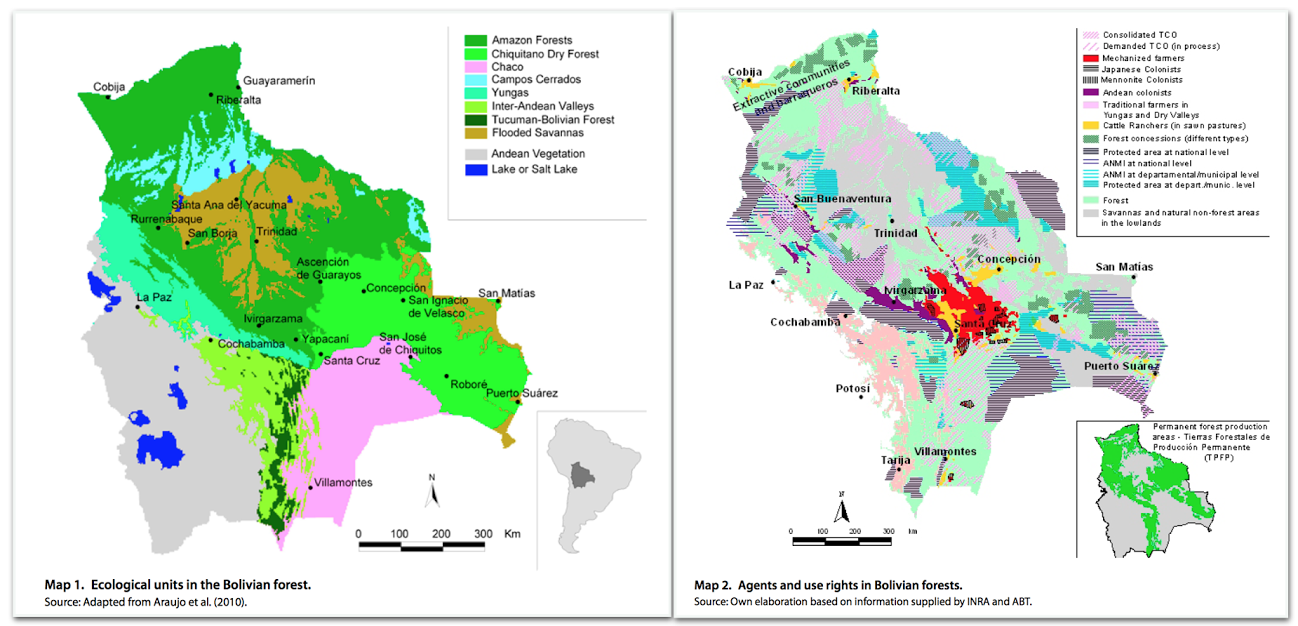 As Bolivia plans dramatic agroexpansion forests may pay the price