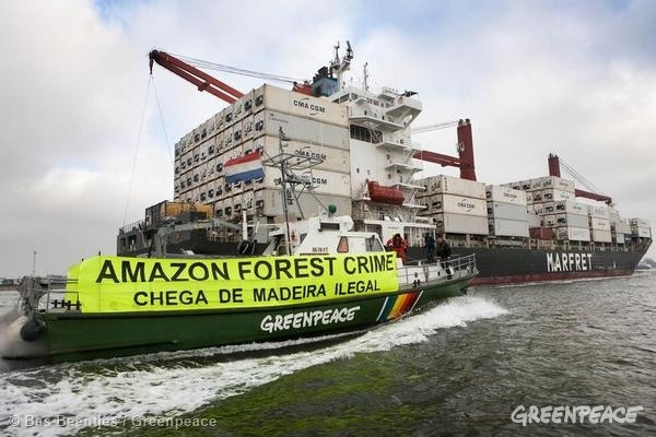 Photo by: Greenpeace.