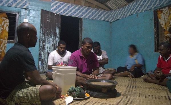 Reporter's Journal: Telling Fiji Time