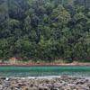 Channel between Sapi and Pulau Gaya, Sabah, Malaysia