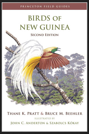 Birds of New Guinea: Second Edition – Book Review