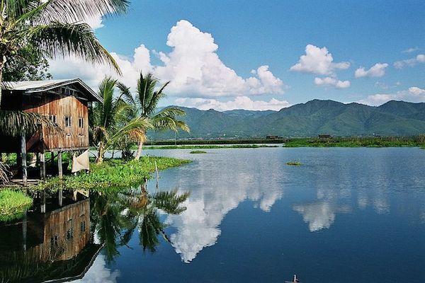 Myanmar's Inle Lake. Photo by Marc Veraart.