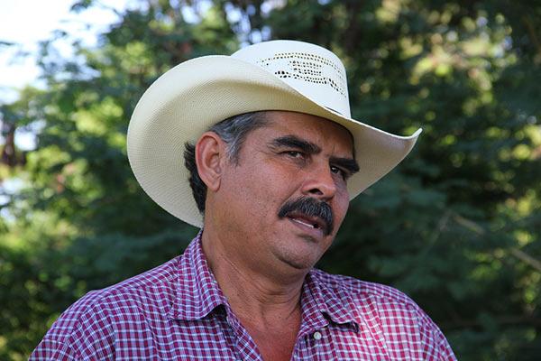 Carlos Cruz Estrada. Photo credit: Pat Goudvis.