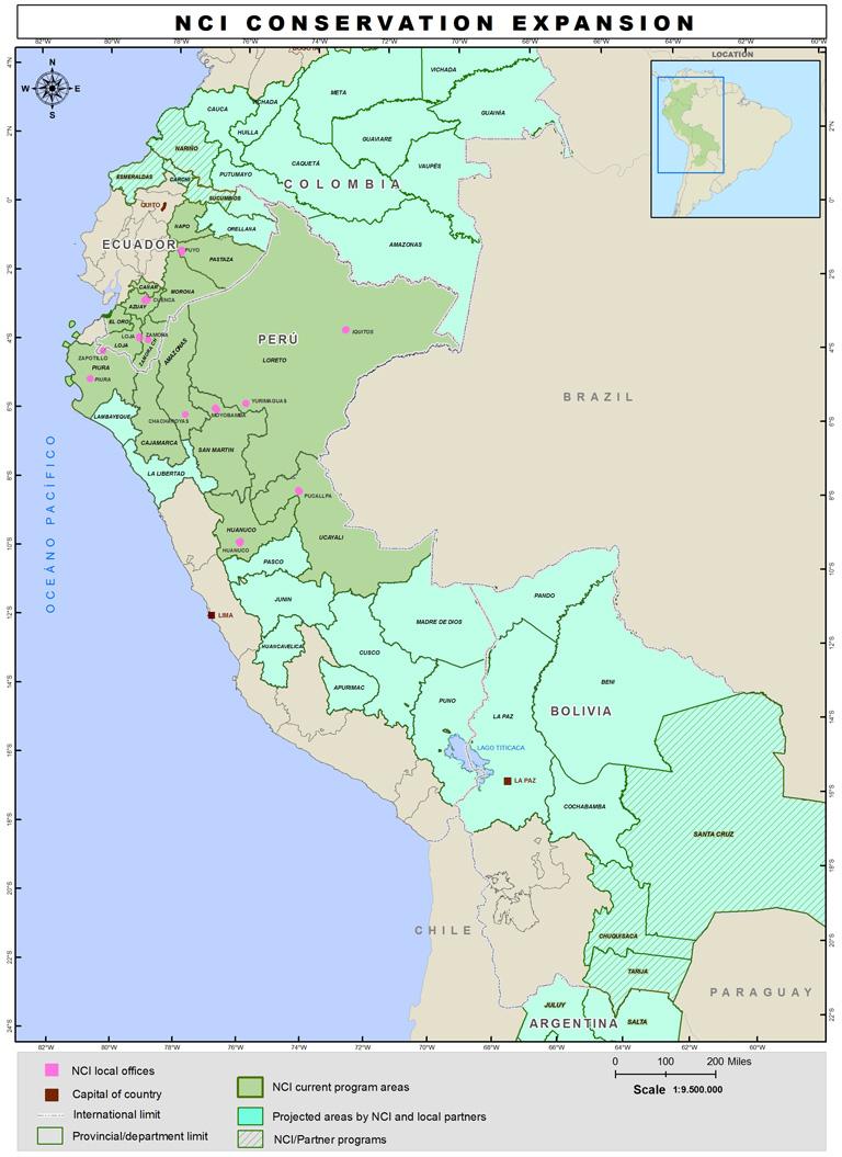 Conservation Latin America 103