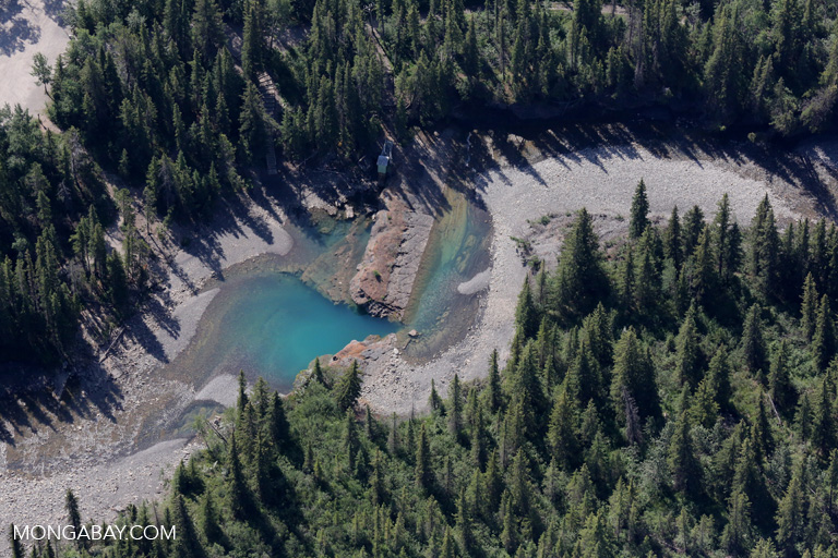 River near Banff