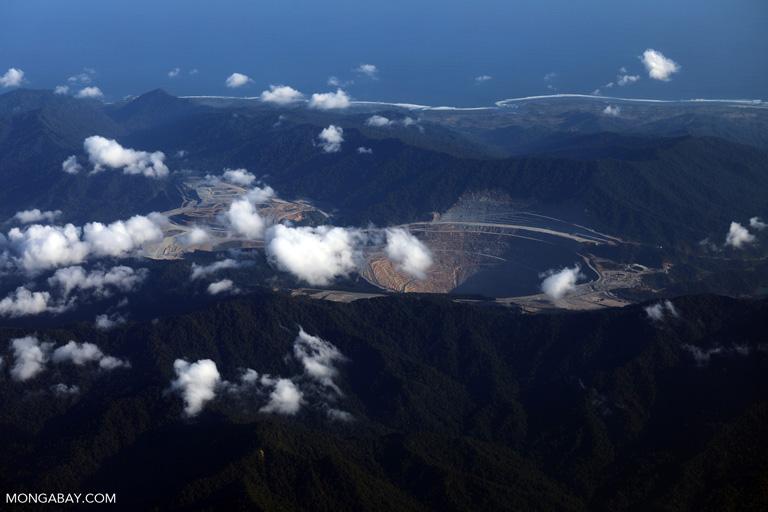 Sumbawa gold mine