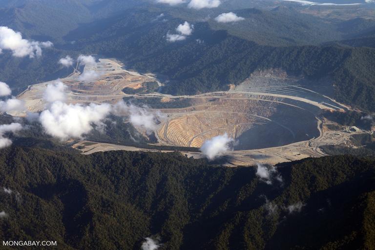 Sumbawa copper-gold mine
