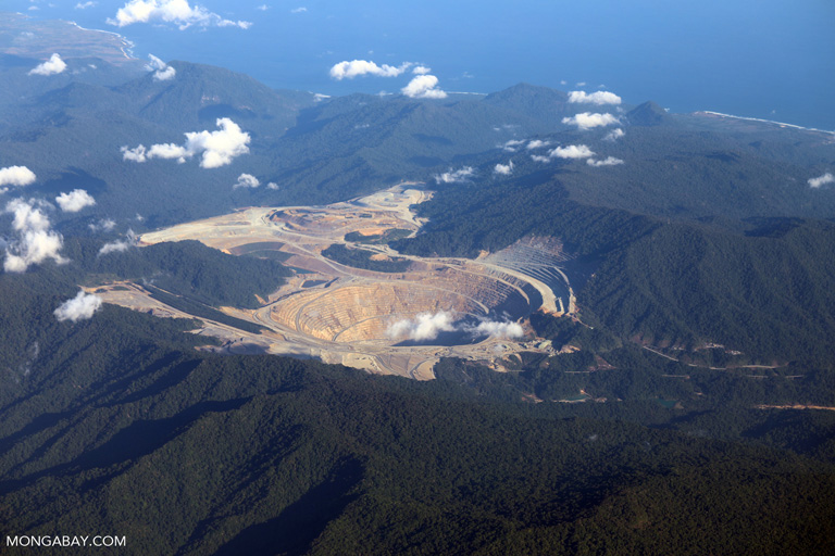 Batu Hijau mine