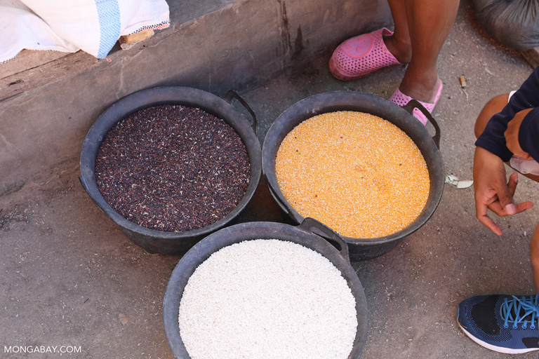 Market in Labuan Bajo