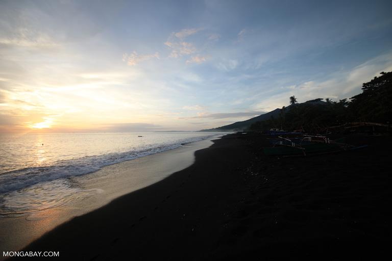 Sunrise at Batuputih