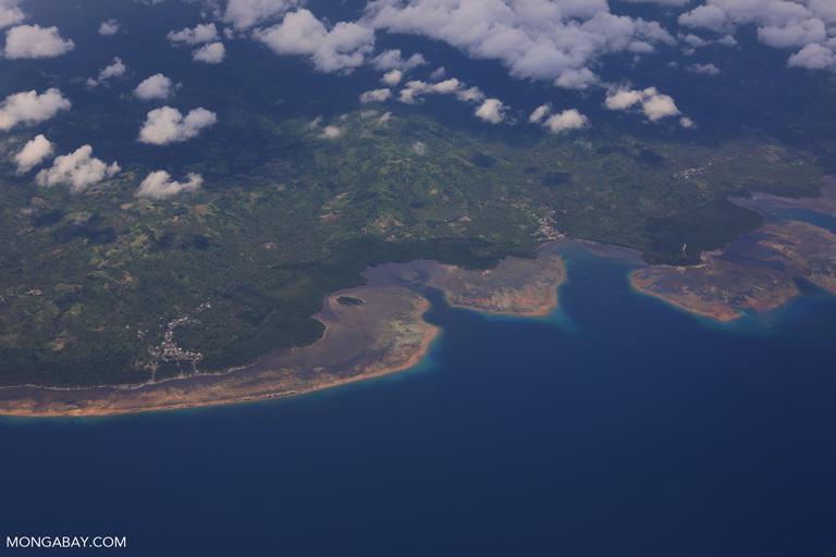 Coastal area of Sulawesi