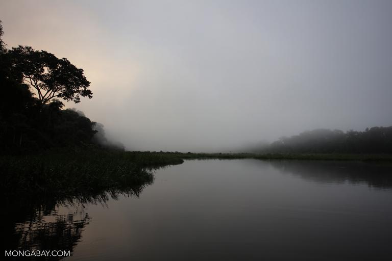 Tres Chimbadas oxbow lake