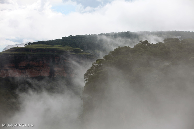 Plateau in Chapada [brazil_0052]