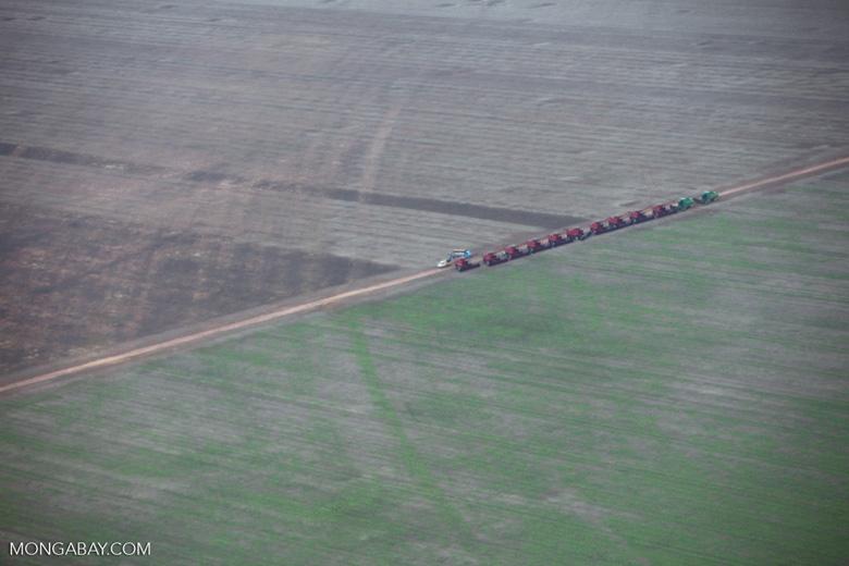 Agricultural trucks
