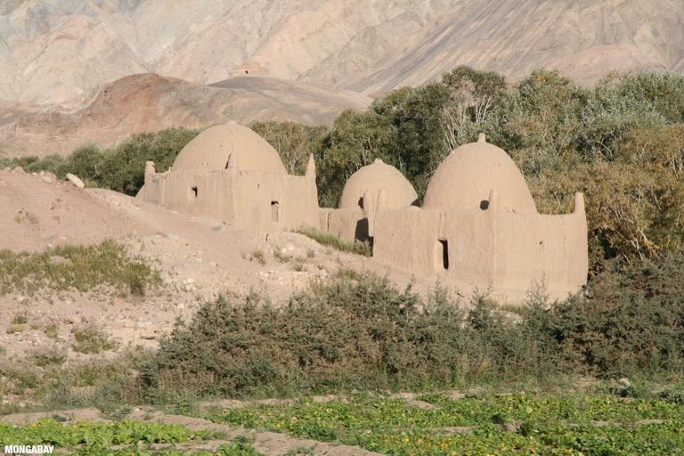 Tajik tombs