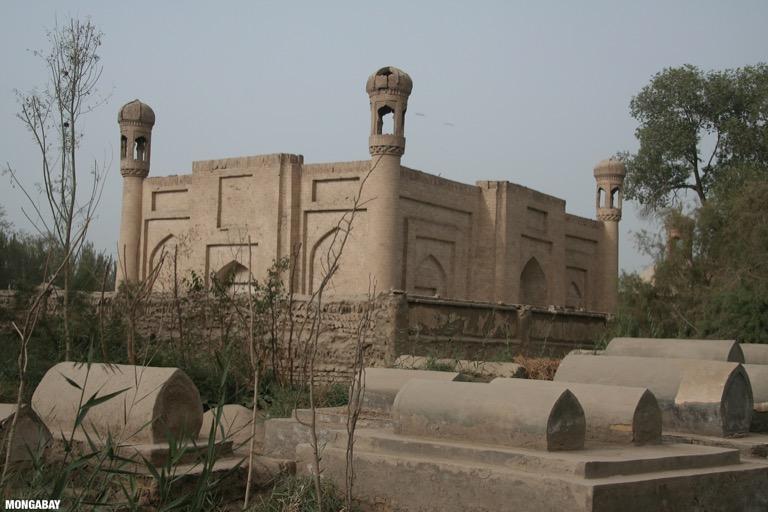 Tomb of Yarkand Kings in Yarkand