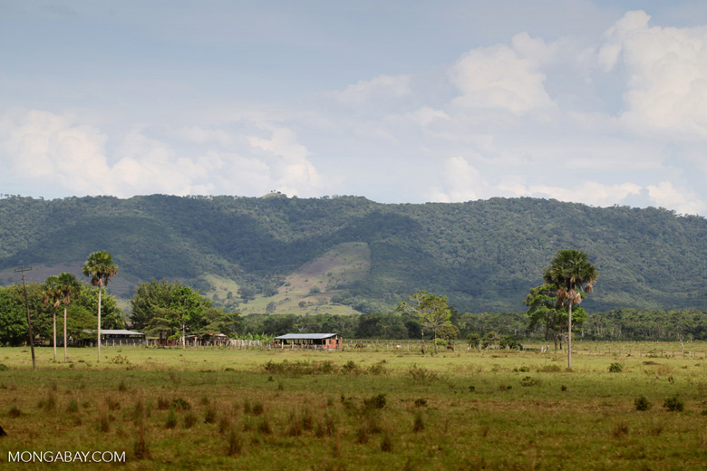 Ranch in Colombia