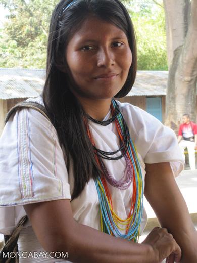 Arhuaco girl