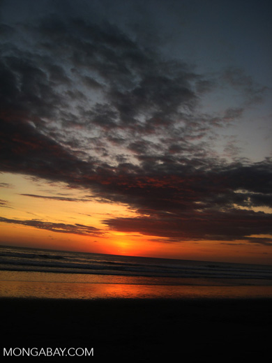 Sunset in Dominical [costarica-095]