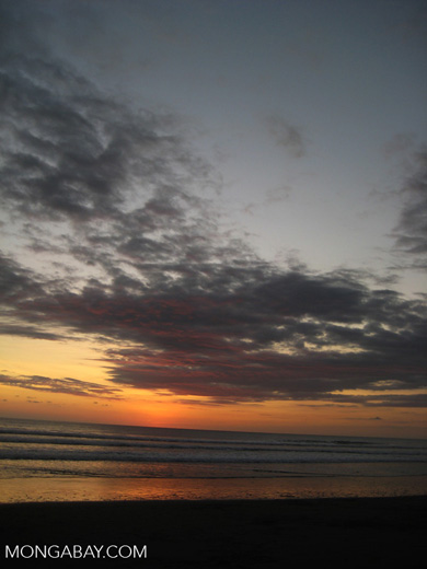 Sunset in Dominical [costarica-100]