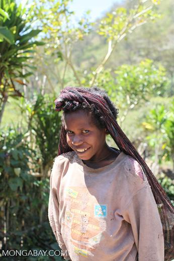 Girl in Anyelma