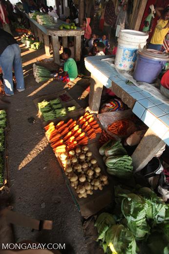 Wamena market