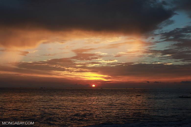 Sulawesi sunrise