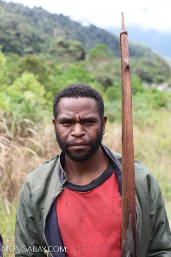 Mouley man near Syou