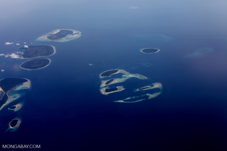 Islands off Bird's Head, northern New Guinea