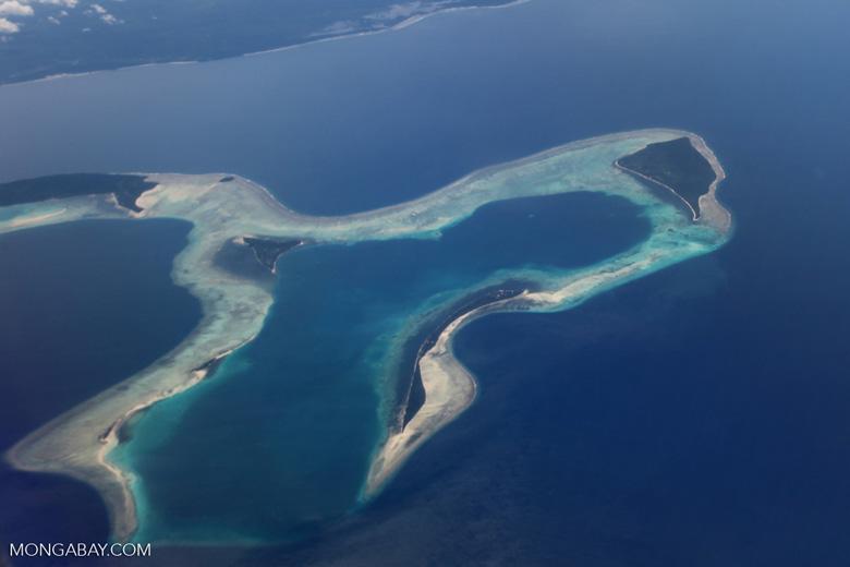 Islands off Bird's Head, northern New Guinea