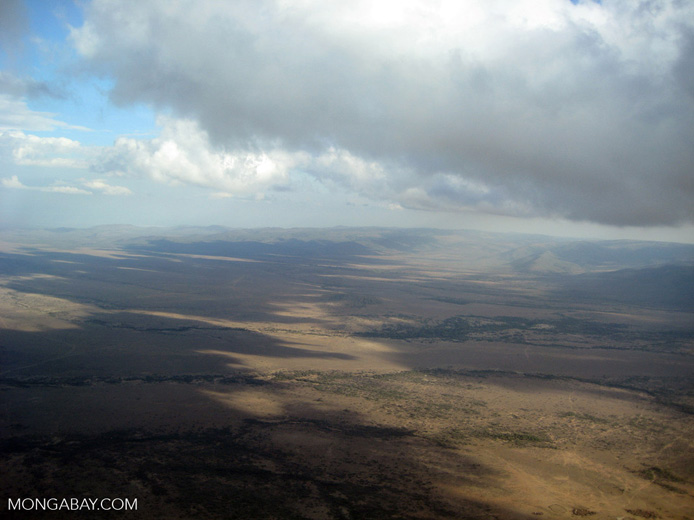 Edge of the Rift Valley. Photo by Rhett A. Butler
